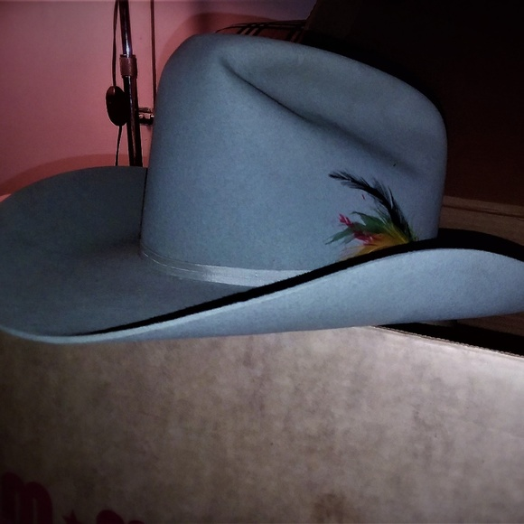 2e7b120fba5 Miller Bros. Western Hat. M 5a46681b46aa7c3fbd114469. Other Accessories ...